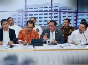 BPK Berkoordinasi dengan Kejaksaan Agung Terkait Pemeriksaan atas PT. Asuransi Jiwasraya