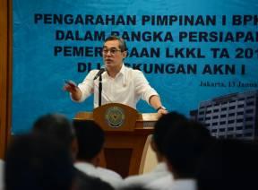 Pimpinan Pemeriksaan Keuangan Negara I Menegaskan Pentingnya Perencanaan dalam Pemeriksaan