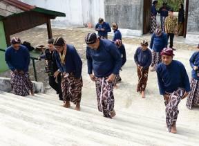 Pimpinan BPK Ziarah ke Makam Sri Sultan HB IX