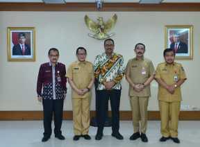 BPK Melaksanakan Entry Meeting Jelang Pemeriksaan LK Kemendagri dan BNPP