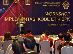 BPK dan Pengelola Keuangan Daerah Bersama-sama Mewujudkan Akuntabilitas
