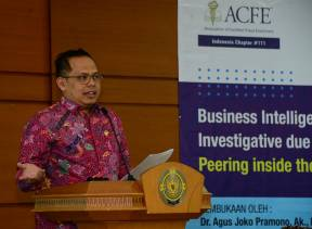 BPK dan ACFE Selenggarakan Round Table Discussion tentang Business Intelligence and Investigative Due Diligence