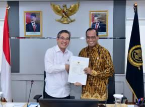 BPK Memulai Pemeriksaan LK Tahun 2019 di Kementerian Perhubungan