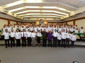 Anggota III BPK Ajak Civitas Akademika Unud Pahami Keuangan Negara