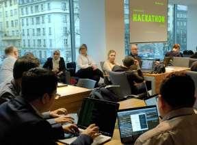 Kiprah BPK dalam 1st  International Hackathon of SAIs di Praha, Republik Ceko