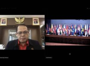 BPK Berpartisipasi dalam the 7th virtual Asia-Pacific Forum on Sustainable Development