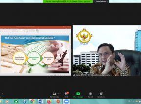 Beranda Ilmu Bersama Ketua BPK: Workshop Review Desentralisasi Fiskal