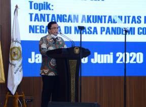 IPKN Diharapkan dapat Meningkatkan Profesionalitas dan Kinerja Pemeriksa Keuangan Negara
