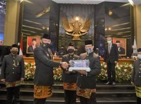 Pemerintah Provinsi DKI Jakarta Kembali Raih Opini WTP