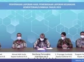 Seluruh Entitas Pemeriksaan di Lingkungan AKN III Memperoleh Opini WTP