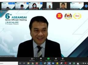 BPK Pimpin Pelaksanaan the 6th ASEANSAI Senior Officials' Meeting