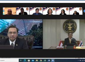 BPK dipercaya menjadi Subject Matter Expert dalam Executive Development Program SAO Thailand