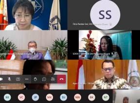 Wakil Ketua BPK Menjadi Panelis dalam 5TH South-East Asia Multi-Stakeholder Forum On The Implementation Of Sustainable Development