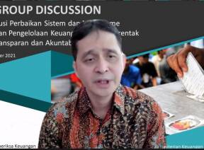 BPK Gelar FGD dalam Rangka Persiapan Pemeriksaan Terinci Pengelolaan Keuangan Pilkada Serentak