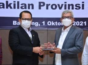 Wakil Ketua BPK Apresiasi Kunjungan Kerja Komisi XI DPR ke BPK Perwakilan Jabar