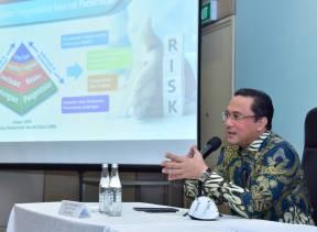 Ketua BPK Paparkan Pentingnya Pemahaman SPIP pada Pelatihan Certification of Government Chief Audit Executive (CGCAE)