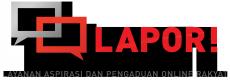 LAPOR! Layanan Aspirasi dan Pengaduan Online Rakyat