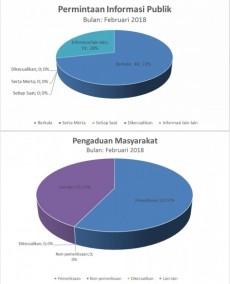 Statistik Pengaduan dan Permintaan Informasi