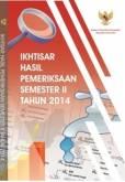 Hasil Pemeriksaan Semester II Tahun 2014