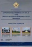 LHP LKPP Tahun 2009
