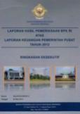 LHP LKPP Tahun 2010