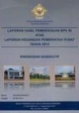 LHP LKPP Tahun 2011