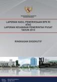 LHP LKPP Tahun 2013