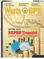 Edisi 08 - Vol. IV Agustus 2014